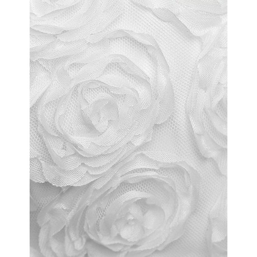 Communiejurk / Bruidsmeisjesjurk - Nala - Off White - Maat 110/116-6