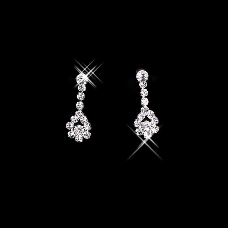 Sieradenset bewerkt met prachtige Kristallen-2