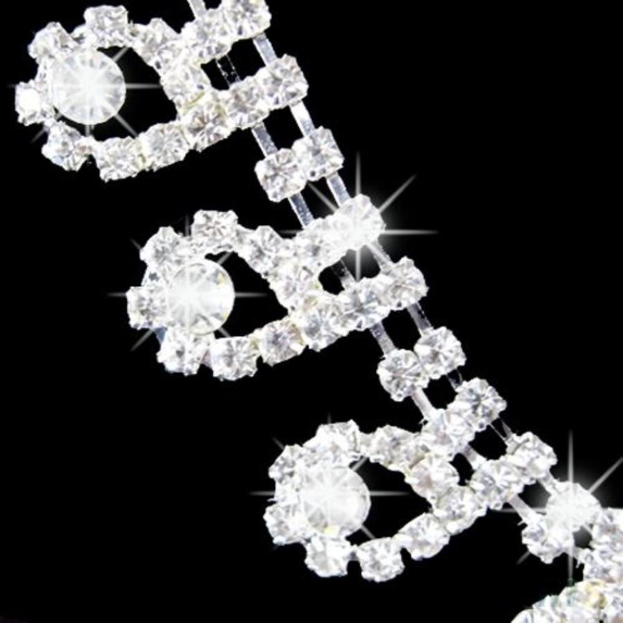 Sieradenset bewerkt met prachtige Kristallen-4