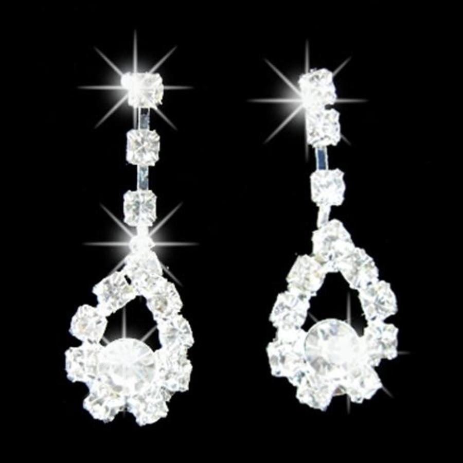 Sieradenset bewerkt met prachtige Kristallen-5
