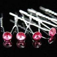 Hairpins – Roze - 5 stuks