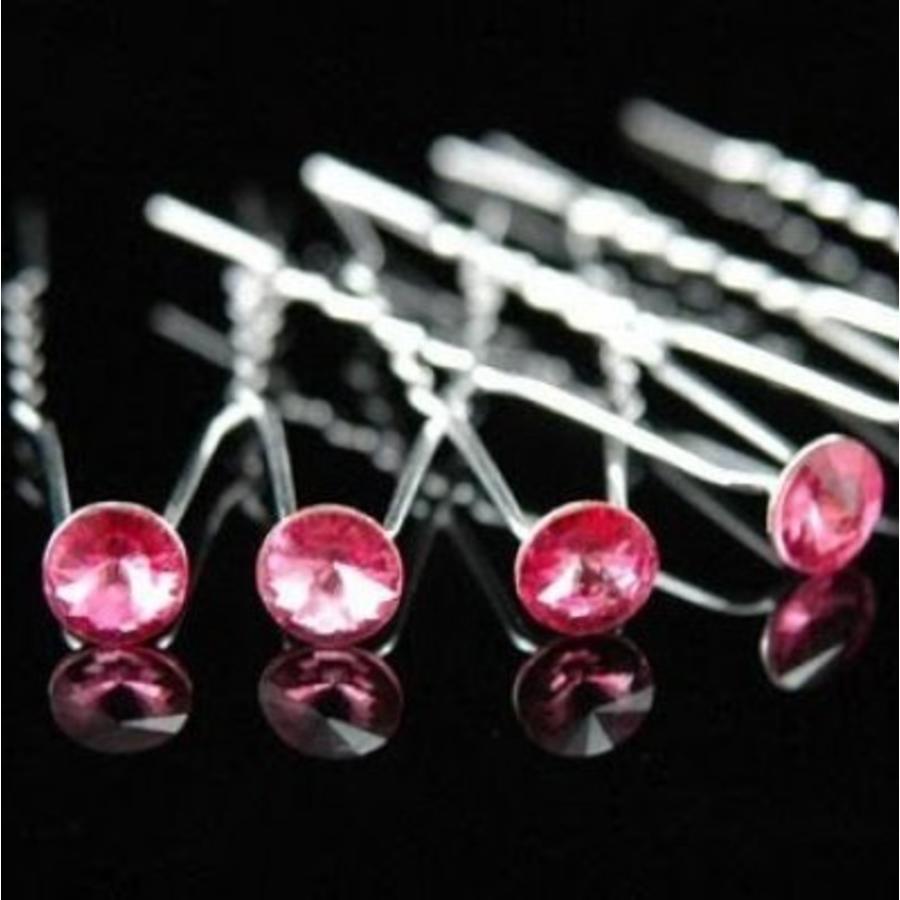 Hairpins – Roze - 5 stuks-1