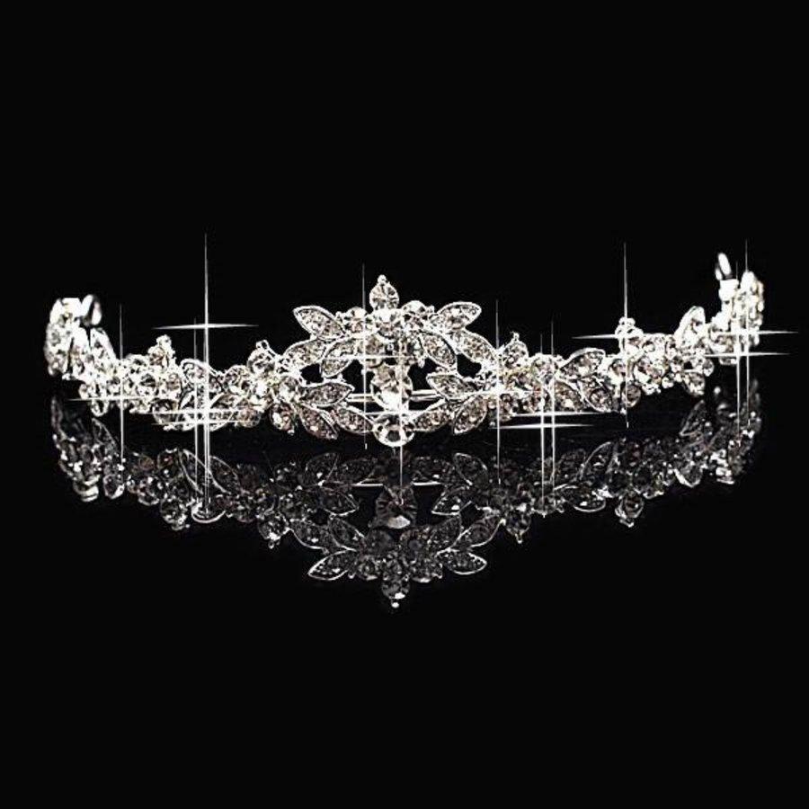 Fonkelende Tiara / Prachtig haarsieraad-1