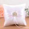 PaCaZa Ringkussen Wit met Fonkelende Diamant