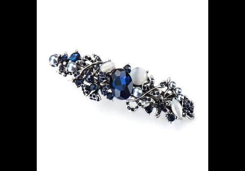 Luxe Haarclip - Blauw
