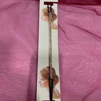 thumb-PaCaZa - Haar Sieraad / Haarband Goudkleurig met Strass Steentjes-5
