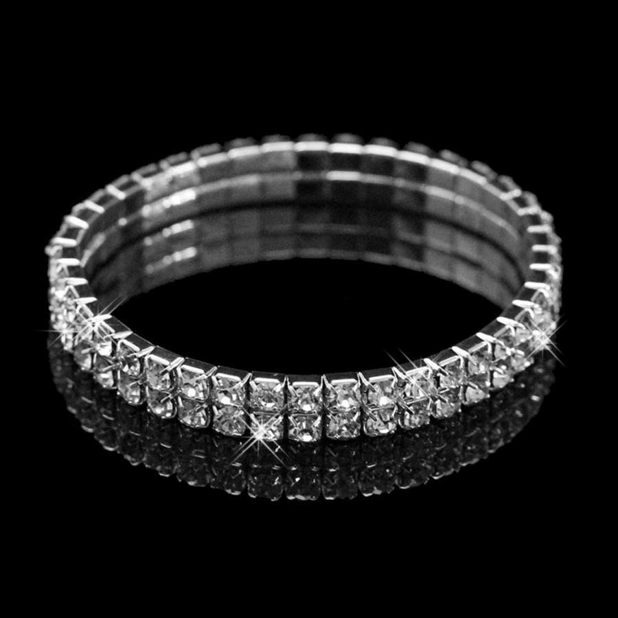 Sieradenset Glitter (Ketting & Oorbellen)-4