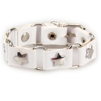 thumb-SALE - Armband Star - Wit-4