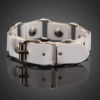 thumb-SALE - Armband Star - Wit-2