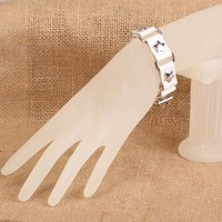 thumb-SALE - Armband Star - Wit-5