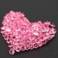 thumb-Decoratie Steentjes - Diamantjes - Licht Roze - 1000 stuks-1