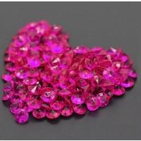 thumb-Decoratie Steentjes - Diamantjes - Roze - 1000 stuks-1