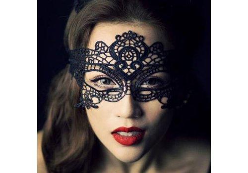 Party Masker - Zwart - 003
