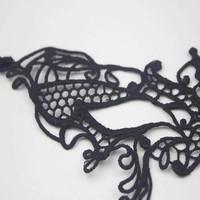 thumb-SALE - Party Masker - Zwart - 006-3