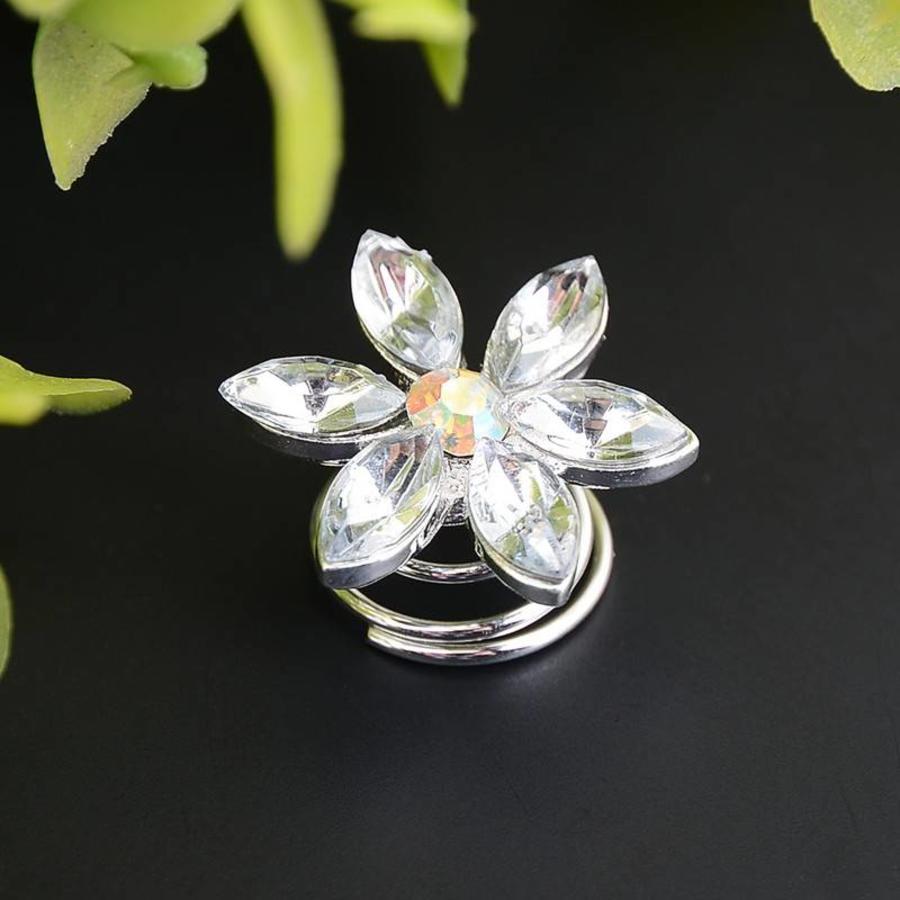 Fonkelende Curlies Flower - 6 stuks-3