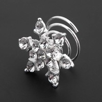 thumb-Curlies Crystal - 6 stuks-3