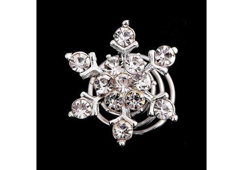Curlies Crystal - 6 stuks