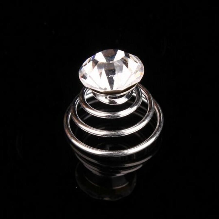 PaCaZa - Kristallen Curlies - 6 stuks-1