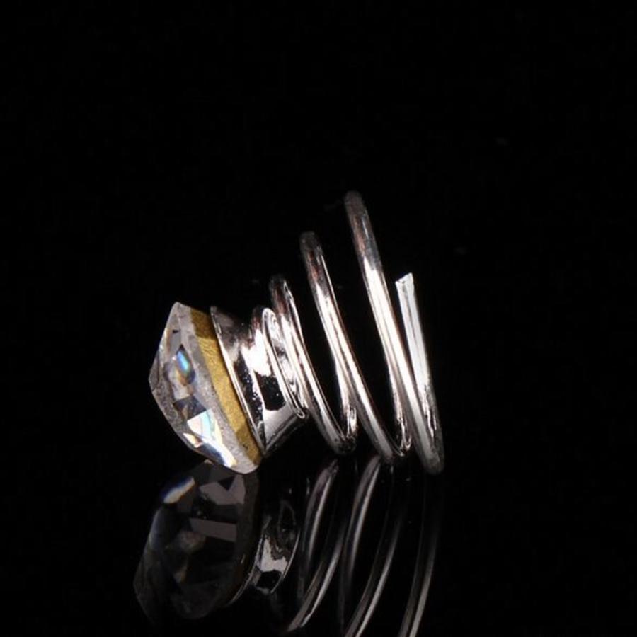 PaCaZa - Kristallen Curlies - 6 stuks-3