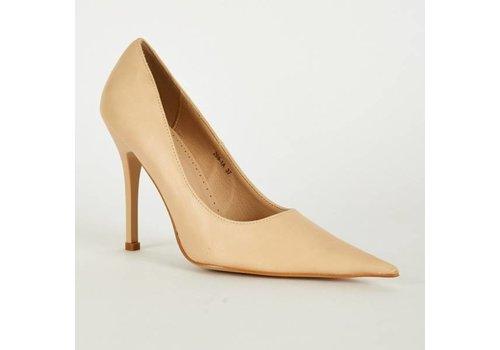 SALE - Pumps - Maat 39 - Belle Women - High Heels - Crème