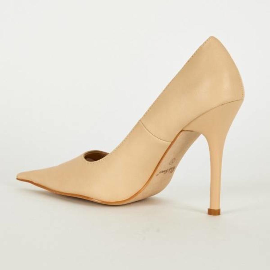 SALE - Pumps - Maat 39 - Belle Women - High Heels - Crème-2