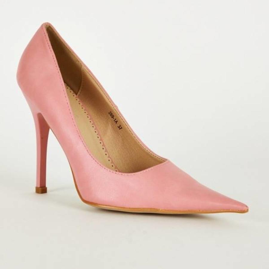 SALE - Pumps Belle Women - High Heels - Roze-1