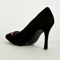 thumb-SALE - Pumps - Maat 38 - High Heels - Zwart - Belle Women-2