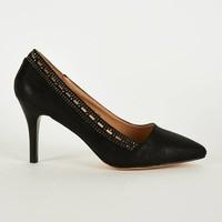 thumb-SALE - Pumps - Maat 38 - High Heels - Belle Women - Zwart-4