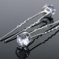 thumb-PaCaZa - Hairpins - Grote Kristallen - 5 stuks-2