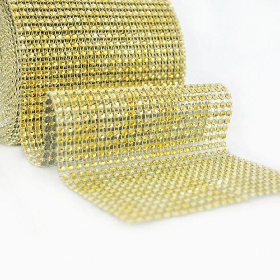 PaCaZa - Diamanten 'Lint' - 90 cm - Goud - Bruiloft Decoratie - DIY-1