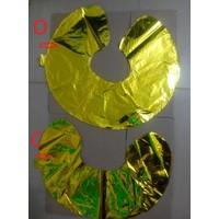 thumb-SALE - LOVE - Helium Ballonnen - Goud-3