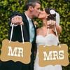 PaCaZa Mr & Mrs Bordjes - Bruiloft Decoratie
