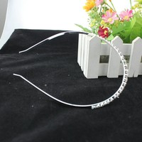 thumb-Elegante Diadeem met Kristallen-6