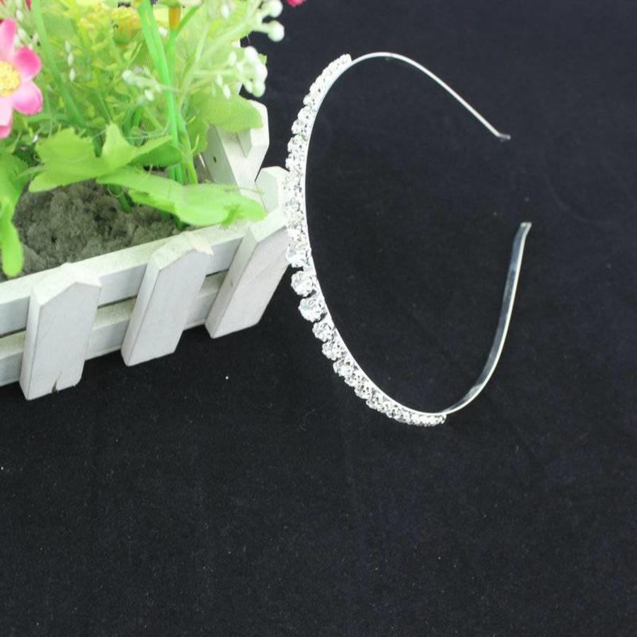 Elegante Diadeem met Kristallen-3