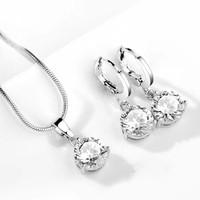 thumb-Fonkelende Sieraden Set Diamond-2