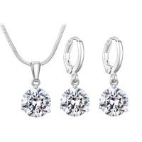 thumb-Fonkelende Sieraden Set Diamond-1