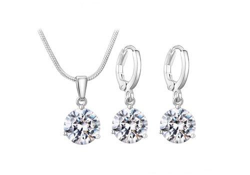 Fonkelende Sieraden Set Diamond