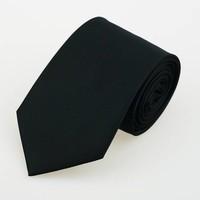 thumb-PaCaZa - Elegante Stropdas Set in Geschenkdoos - inclusief Manchetknopen, Pochet en Dasspeld - C10-5