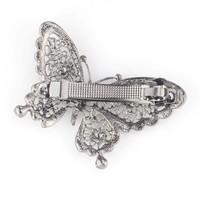 thumb-Fonkelende Vlinder Haarclip-2