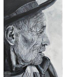"""Corrie 90x120 cm schilderij """"Zuid Amerikaans 12"""""""