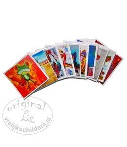 10 Ansichtkaarten