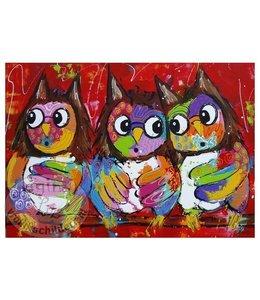 Poster uilen