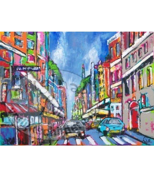 Corrie 120 x 90 ''Streetview''