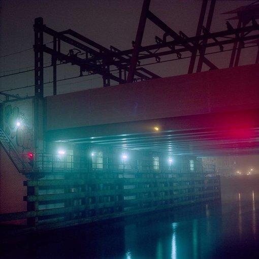 Kaspar Bossers Misty Bridge