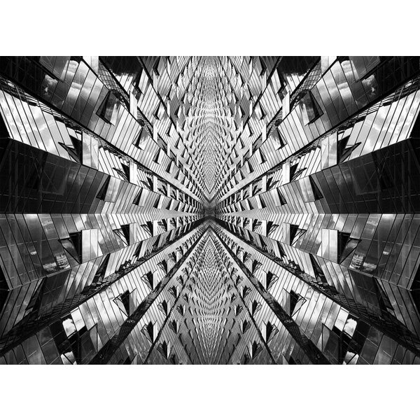 Marcel Batist Greenhouse Reflection