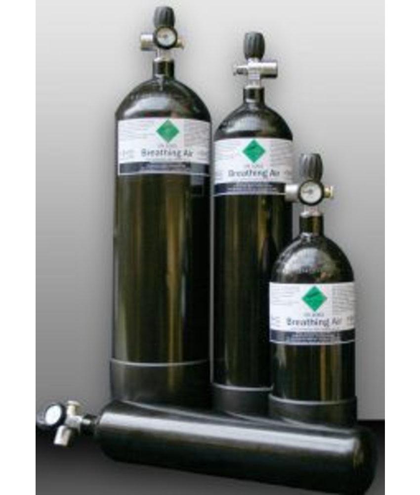 Airsoftshop Duikfles 4 liter + Vulset