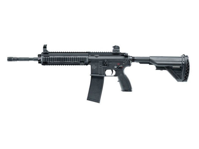 Umarex T4E H&K HK416 .43