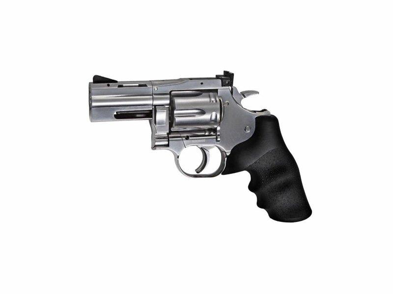 """ASG Dan Wesson 715, 2,5"""" Airgun (Silver)"""
