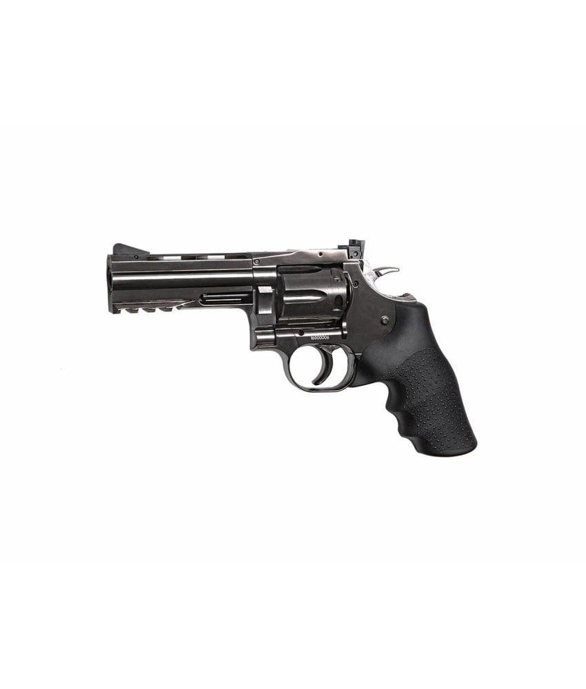 """ASG Dan Wesson 715, 4"""" Airgun (Steel Grey)"""