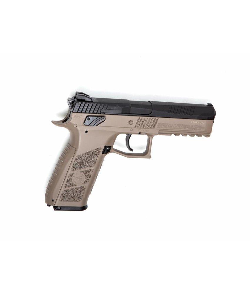 ASG CZ P-09 Pellet Airgun (Dual Tone)